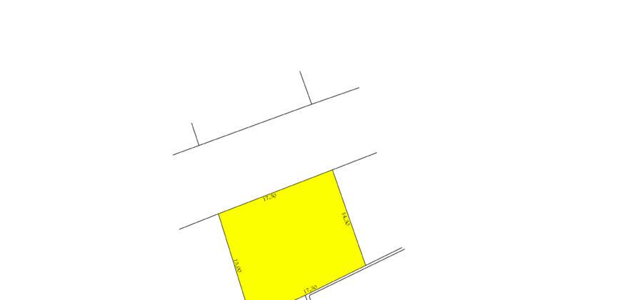 للبيع أرض سكني خاص ( أ ) بمنطقة المرخ