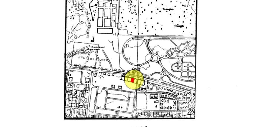 للبيع أرض سكني خاص ( ب ) بمنطقة عالي بالقرب من ممشى عالي، مساحة الارض  832.00متر مربع، مطلوبة بقيمة -/ 250,758 دينار وقابل للتفاوض