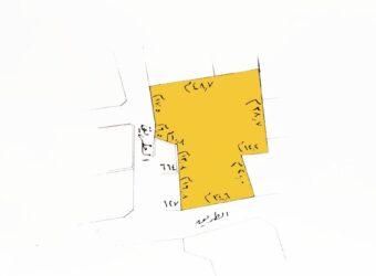 للبيع أرض سكنية بمنطقة الزنج