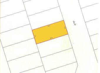 للبيع أرض سكنية بمنطقة اللوزي