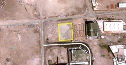 للبيع أرض صناعات خفيفة بمنطقة توبلي (خلف أنصار جاليري) رقم العقار: DA3131