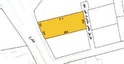 للبيع أرض عمارات 3 طوابق بمنطقة العدلية، مساحة الارض   1246.00متر مربع، مطلوبة بقيمة -/ 804,709 دينار وقابل للتفاوض