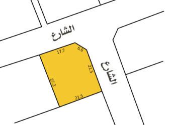 للبيع أرض سكنية في منطقة سند