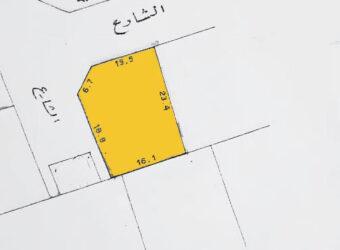 للبيع أرض سكني إستثماري بمنطقة سماهيج