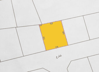 Residential land for sale located in Jid Ali