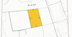 للبيع أرض سكني إستثماري بمنطقة توبلي (خلف أنصار جاليري)