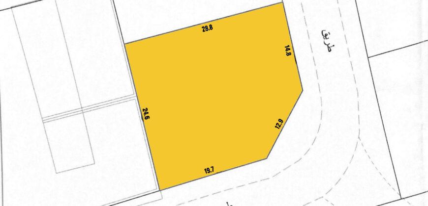 للبيع أرض سكنية في توبلي