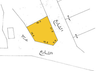 Residential land for sale located in Jidhafs