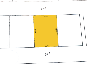 Land for sale RA located in West Riffa