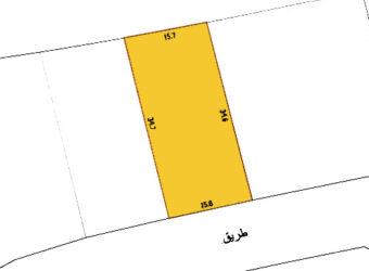 للبيع أرض سكنية بمنطقة  سند