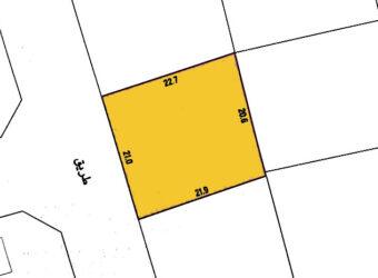 للبيع أرض سكنية في مقابة  ( سرايا 1 )