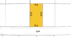 للبيع أرض سكنية في عالي بالقرب من ممشى عالي