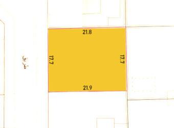 للبيع أرض سكنية في مقابة بموقع إستراتيجي و راقي بمنطقة سرايا ( 1 )