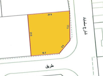 Investment & Commercial land for sale located in Salmabad
