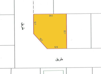 Residential land for sale located in Salmabad