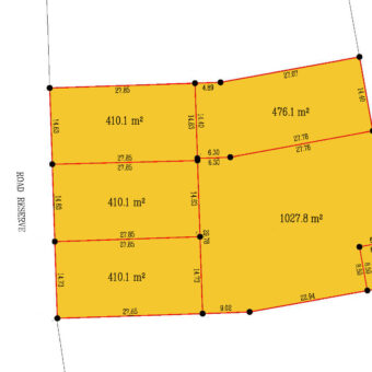 Residential lands for sale located in Tubli
