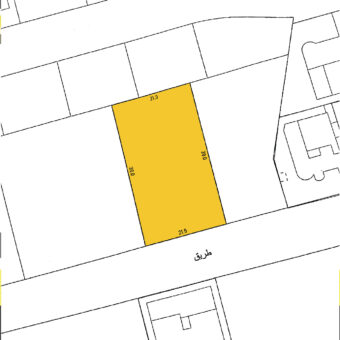 Land for sale RA located in Tubli