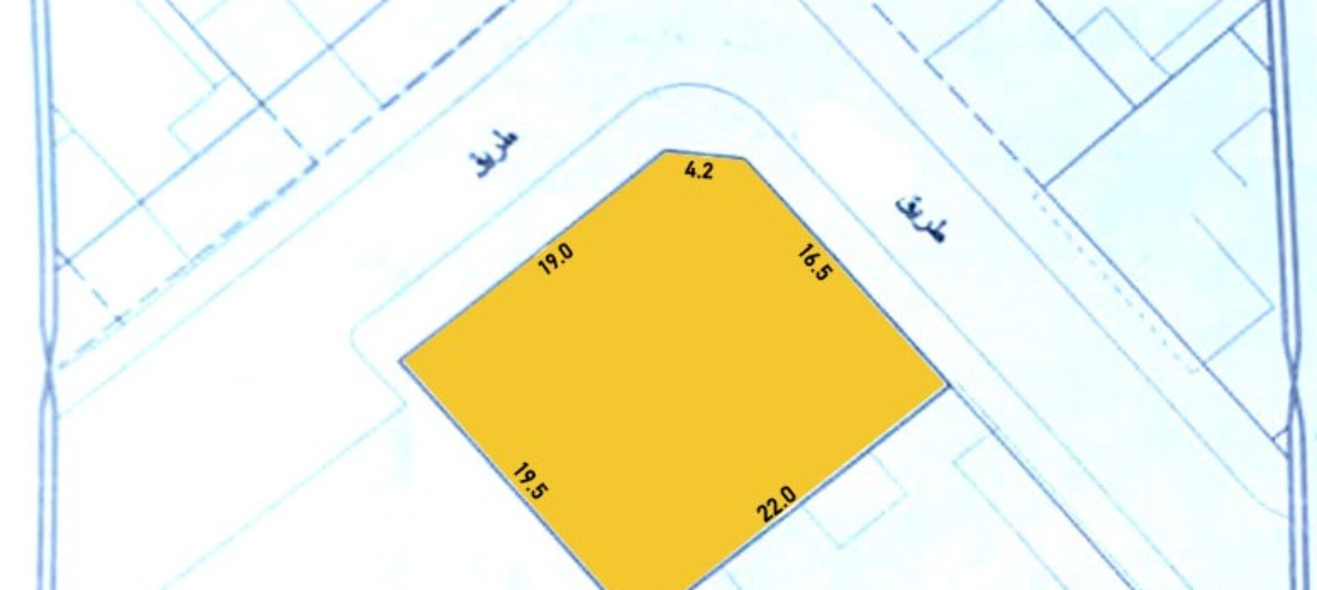 Residential land for sale located in Isa Town